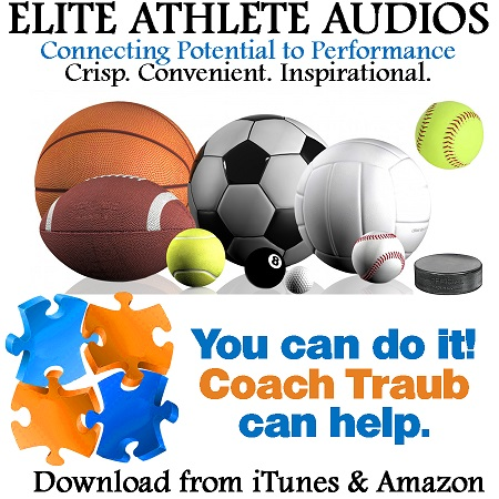 Elite Athlete Audio Cover 2014